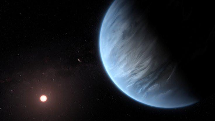 110 ışık yılı uzakta su izi bulundu