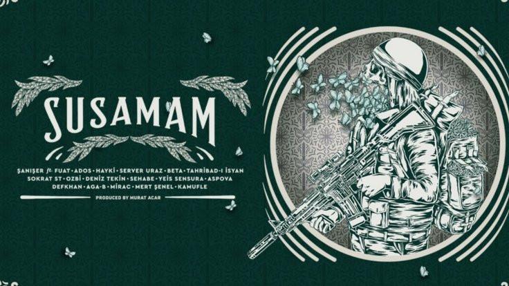 Susamam'a destek: Taş gibi, çok cam kırar!