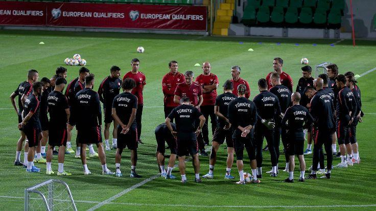 Türkiye A Milli Futbol Takımı, 11'inci kez Moldova karşısında