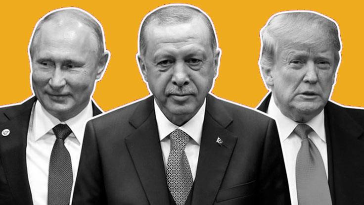 Murat Yetkin: Erdoğan çıkış arıyor