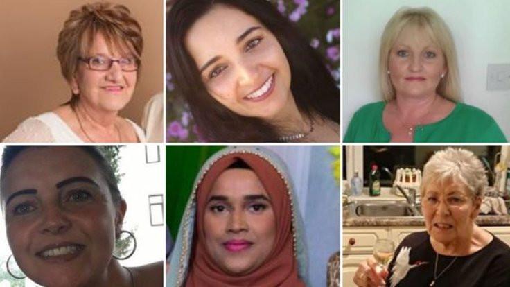 İngiltere'de kadın cinayetleri 5 yılın en üstünde