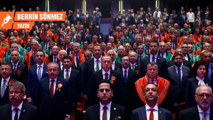 Türk yargı etiği mi dediniz?