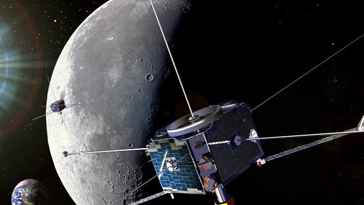 Çin yeni bir uydu fırlattı