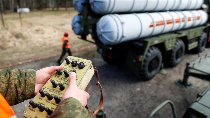 Rusya Savunma Bakanlığı 'S-500'ler Suriye'de test edildi' iddiasını yalanladı