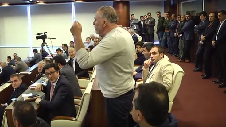 Belediye meclisinde AK Parti'ye tepki: Bu yüzden oy kaybediyorsunuz