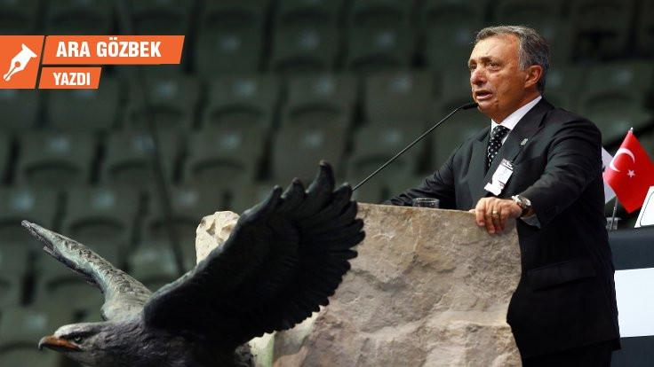 Beşiktaş başkanını seçti: Ahmet Nur Çebi