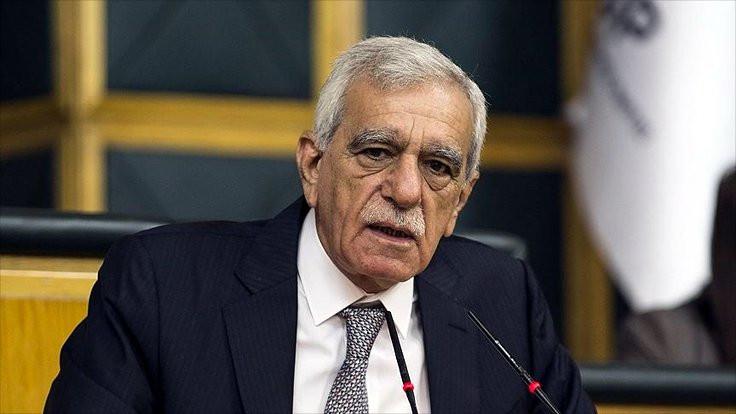 Ahmet Türk'e soruşturma açıldı