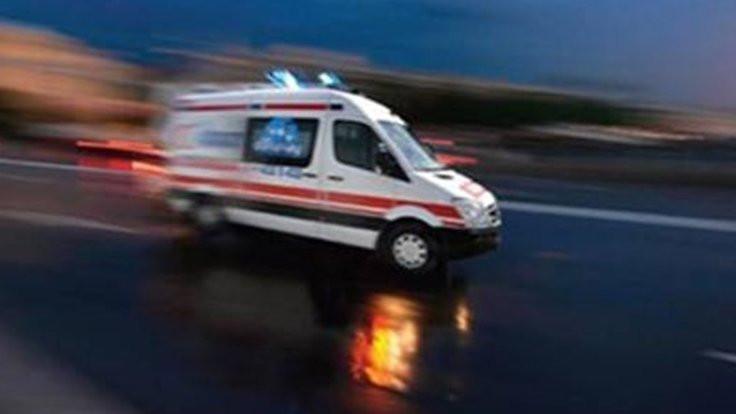Tıp fakültesinin ambulansı çalındı