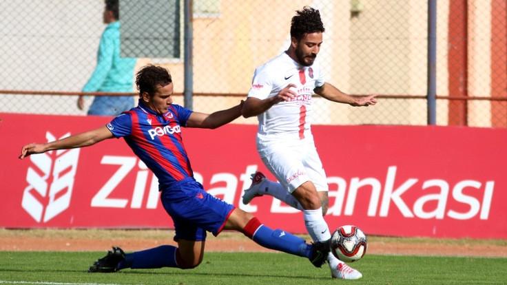 Antalyaspor turu penaltılarda geçti