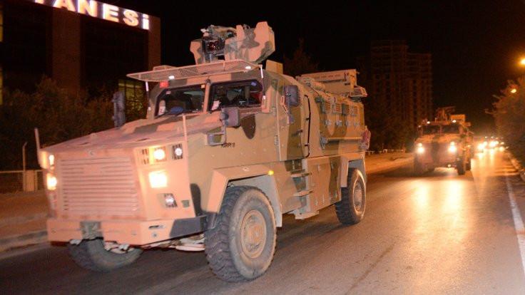 MSB: Suriye'ye harekât için tüm hazırlıklar tamamlandı
