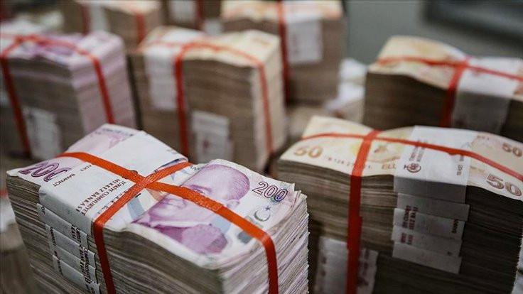 Bütçe 124 milyar lira açık verdi