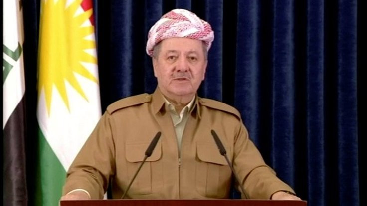 Mesud Barzani: Savaş dursun
