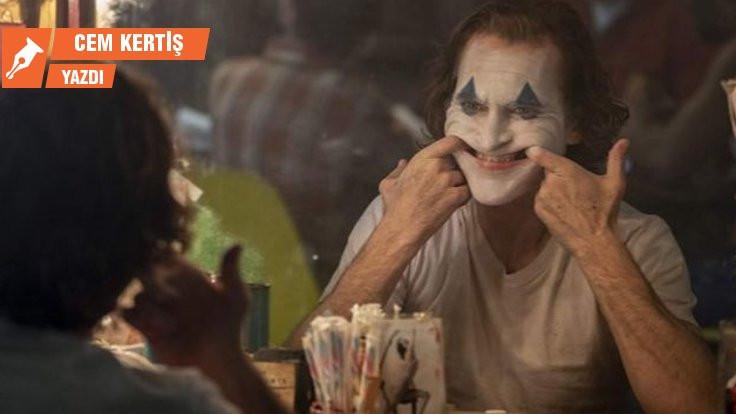 Joker ve sevgisiz aynası