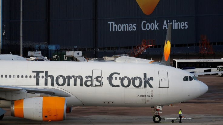 Thomas Cook iki ülkede daha iflas etti