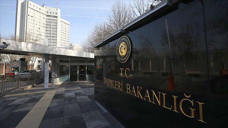 Türkiye'den ABD'ye 'iki karar' tepkisi