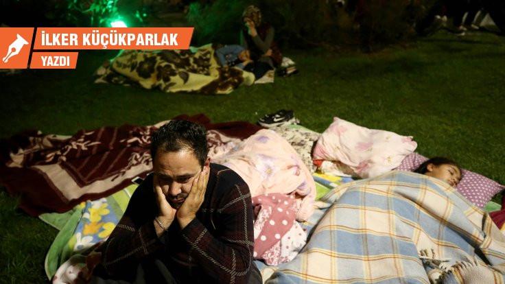Toplumsal boyutuyla deprem korkusu