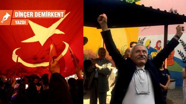 Cumhuriyeti savunmanın yolu Diyarbakır'da
