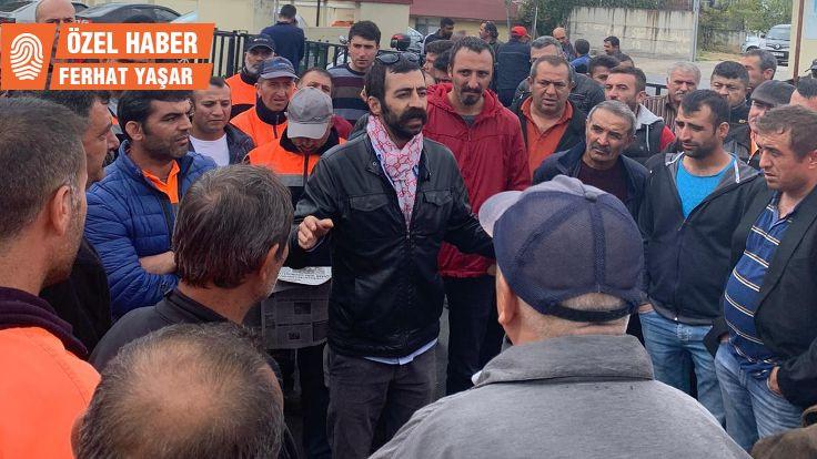 İşçiler belediyenin teklifini kabul etmedi