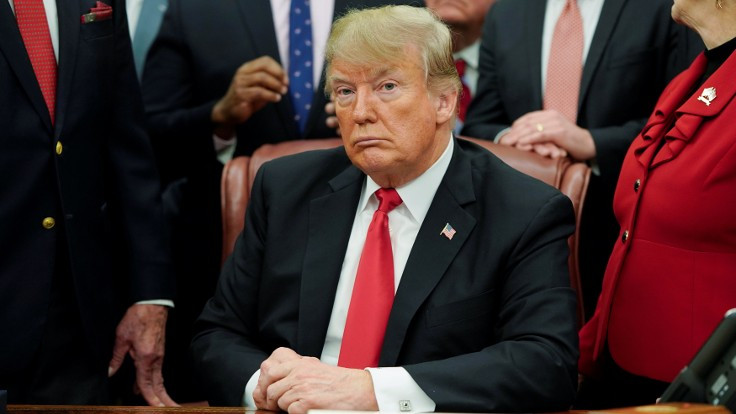 Muhalefetten Trump'ın tehdidine tepki