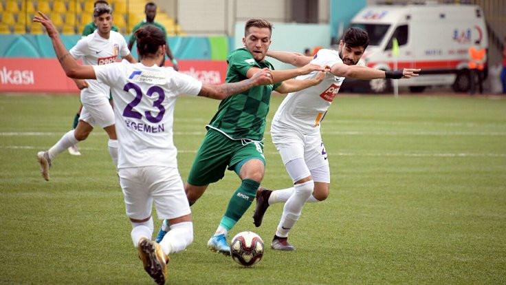 Konyaspor, Türkiye Kupası'ndan elendi