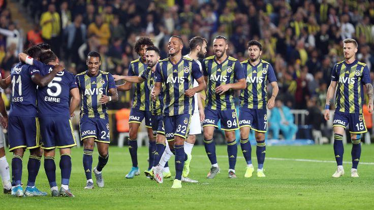 Fenerbahçe, Konyaspor'u farklı mağlup etti: 5-1