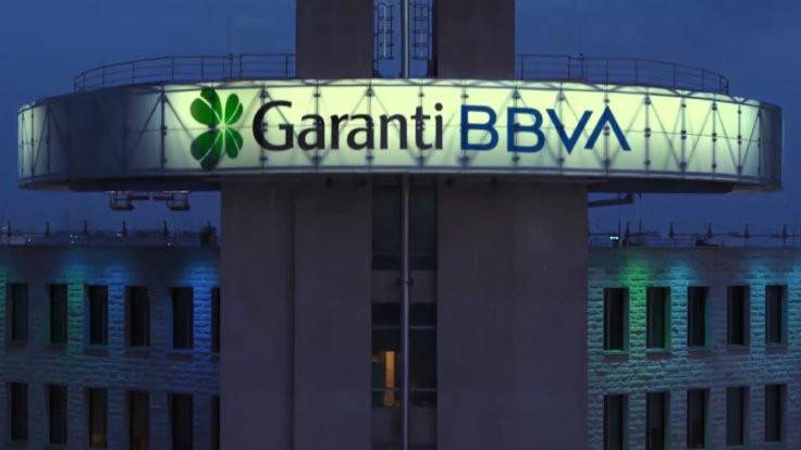 Garanti'den ilk çeyrekte 1,63 milyar lira kâr
