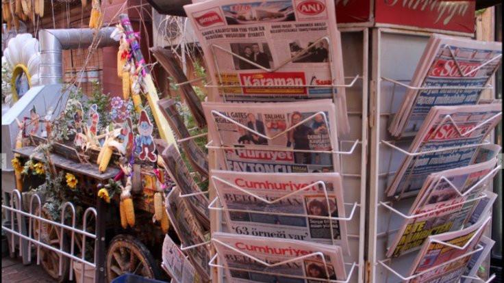 'Bugünkü kanunlar uygulansa içeride gazeteci kalmaz'