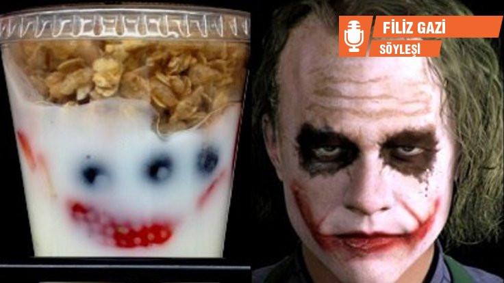 'Ya Joker'ler çıkacak ya da zehirlenecek insanlar'