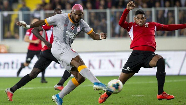 Gençlerbirliği: 0 - Galatasaray: 0