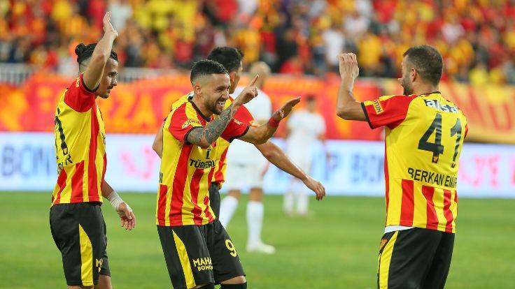 Göztepe, Kayserispor'u farklı mağlup etti