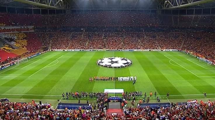 Metroya Galatasaray ayarı