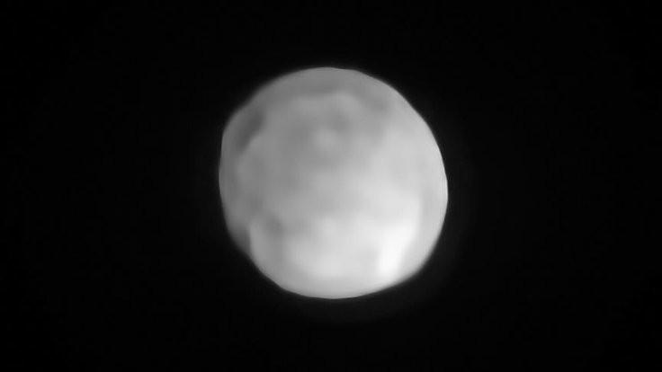 Mars ve Jüpiter arasına cüce gezegen teklifi