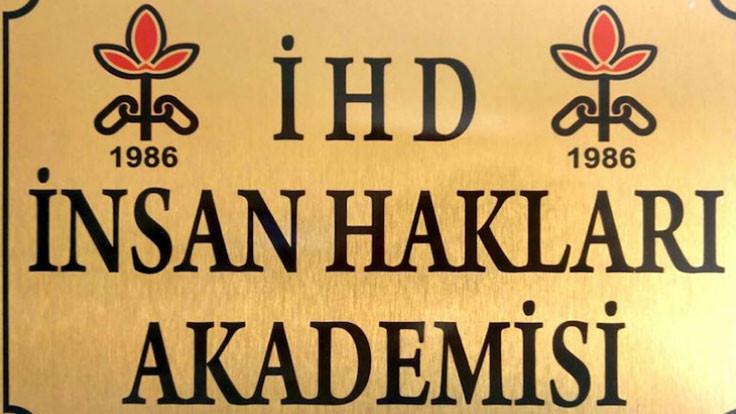 İnsan Hakları Akademisi Ankara'da başlıyor