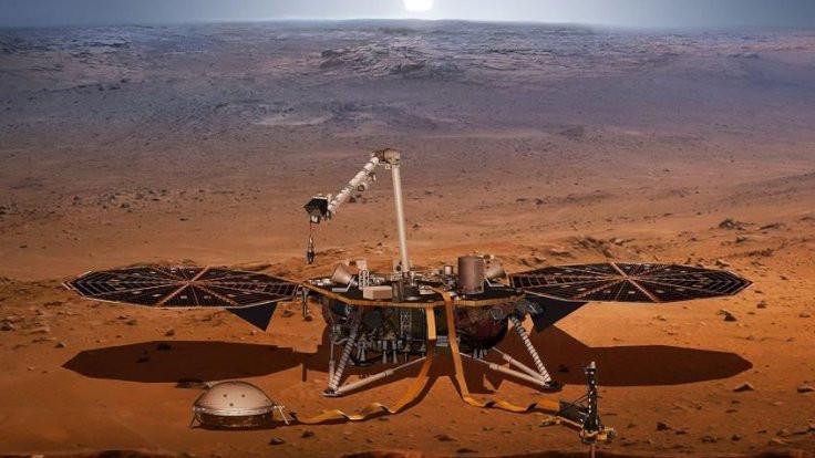 Mars'ta 100'den fazla ses