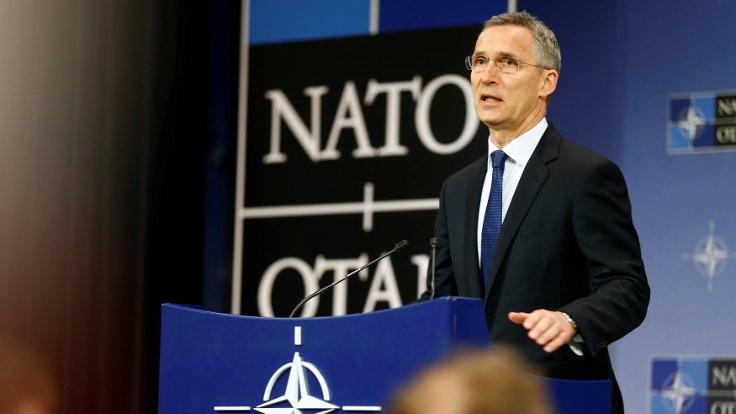 NATO Genel Sekreteri Stoltenberg Türkiye'yi ziyaret edecek