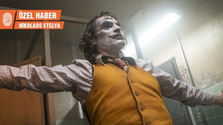 'Joker' Yunanistan'ı karıştırdı