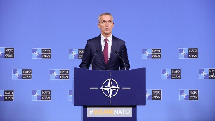 NATO'dan 'uluslararası güvenli bölgeye' destek