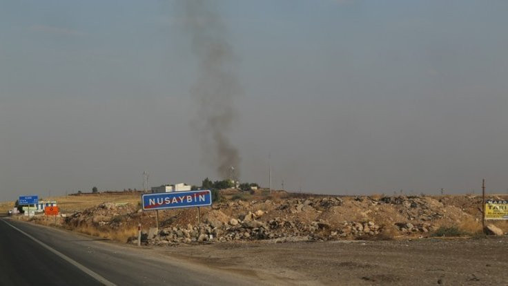 Nusaybin'de karakolda patlama