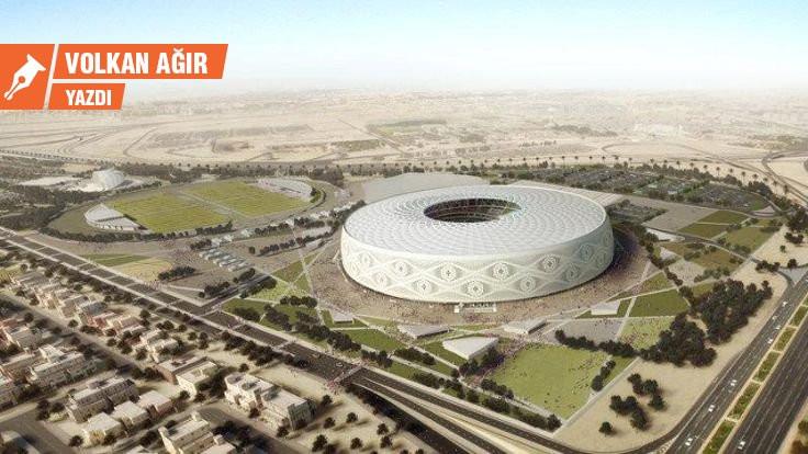 Dünya Kupası da Katar da! Şimdiden vah!