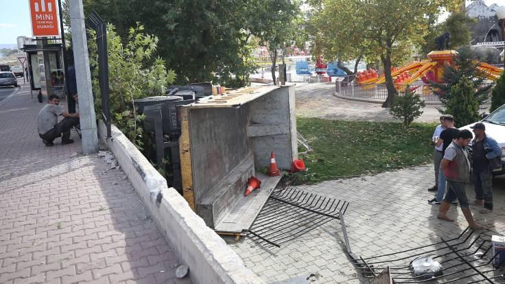 Kayseri'de kaza: 5 yaralı