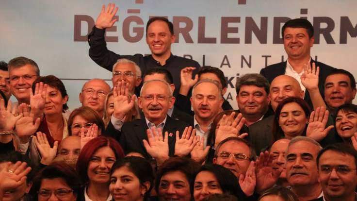 'Erdoğan BOP eş başkanlığına devam ediyor'