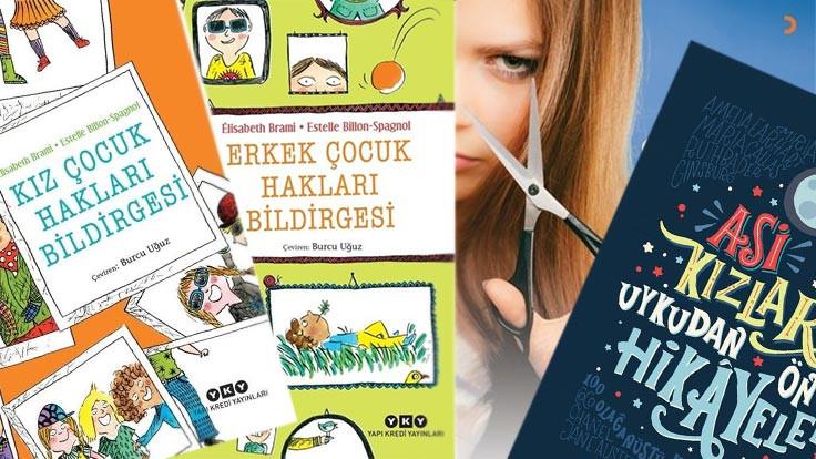 4 çocuk kitabı muzır ilan edildi