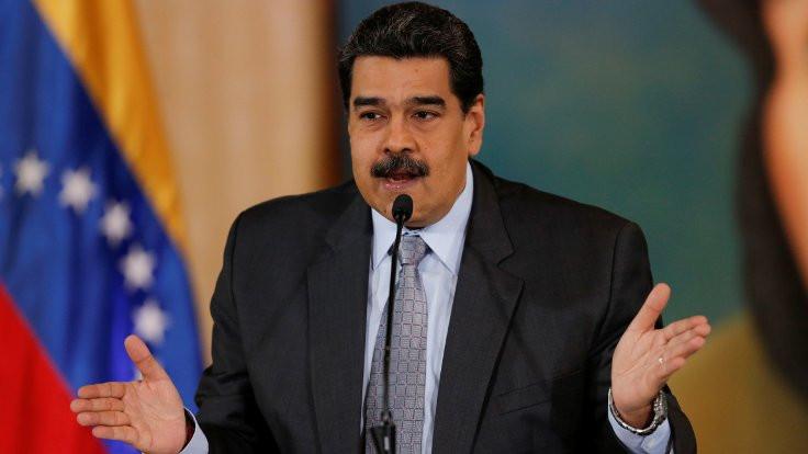 Maduro: Vaat edilen yardımlar gelmedi