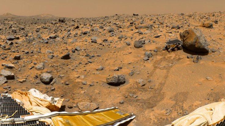 İnsanlar Mars'ta nelerle beslenecek?