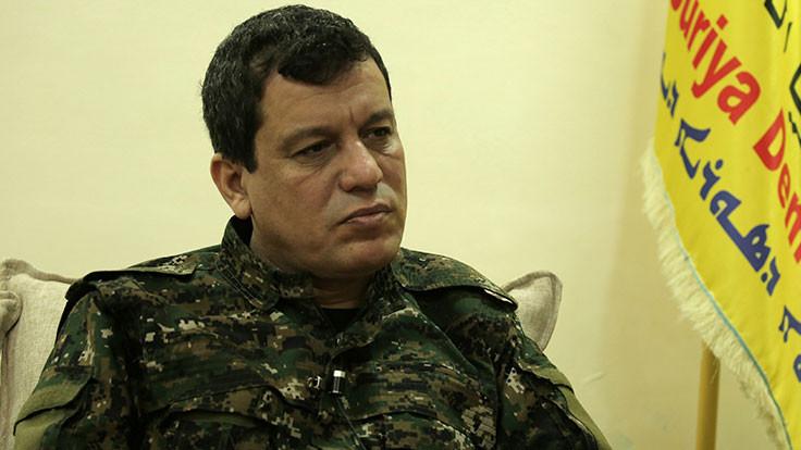Mazlum Kobani için iade talepnamesi Dışişleri'ne iletildi