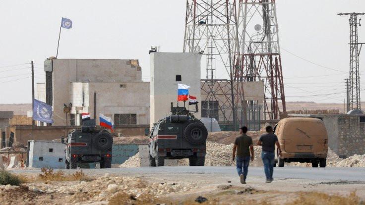 Rusya: Menbic'de kontrol Suriye ordusunda