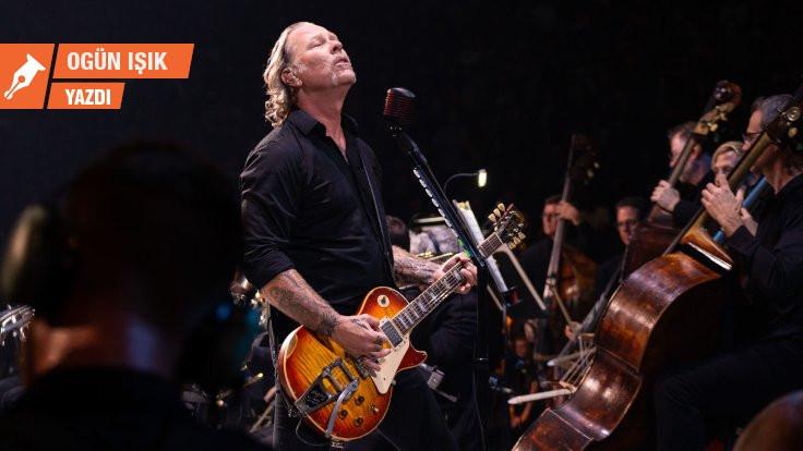 Belki de Metallica'yı son görüşümüzdü...