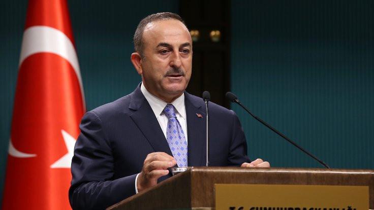 Çavuşoğlu: BAE, Filistin yönetimini değiştirmeye kalktı