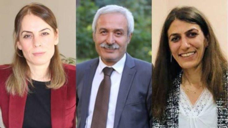 Tutuklu eşbaşkanlar Kayseri'ye sevk edildi