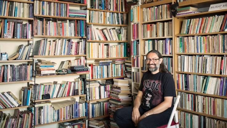 Murat Meriç'ten yeni kitap